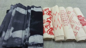 21) Silk and Canvas Rolls_sm