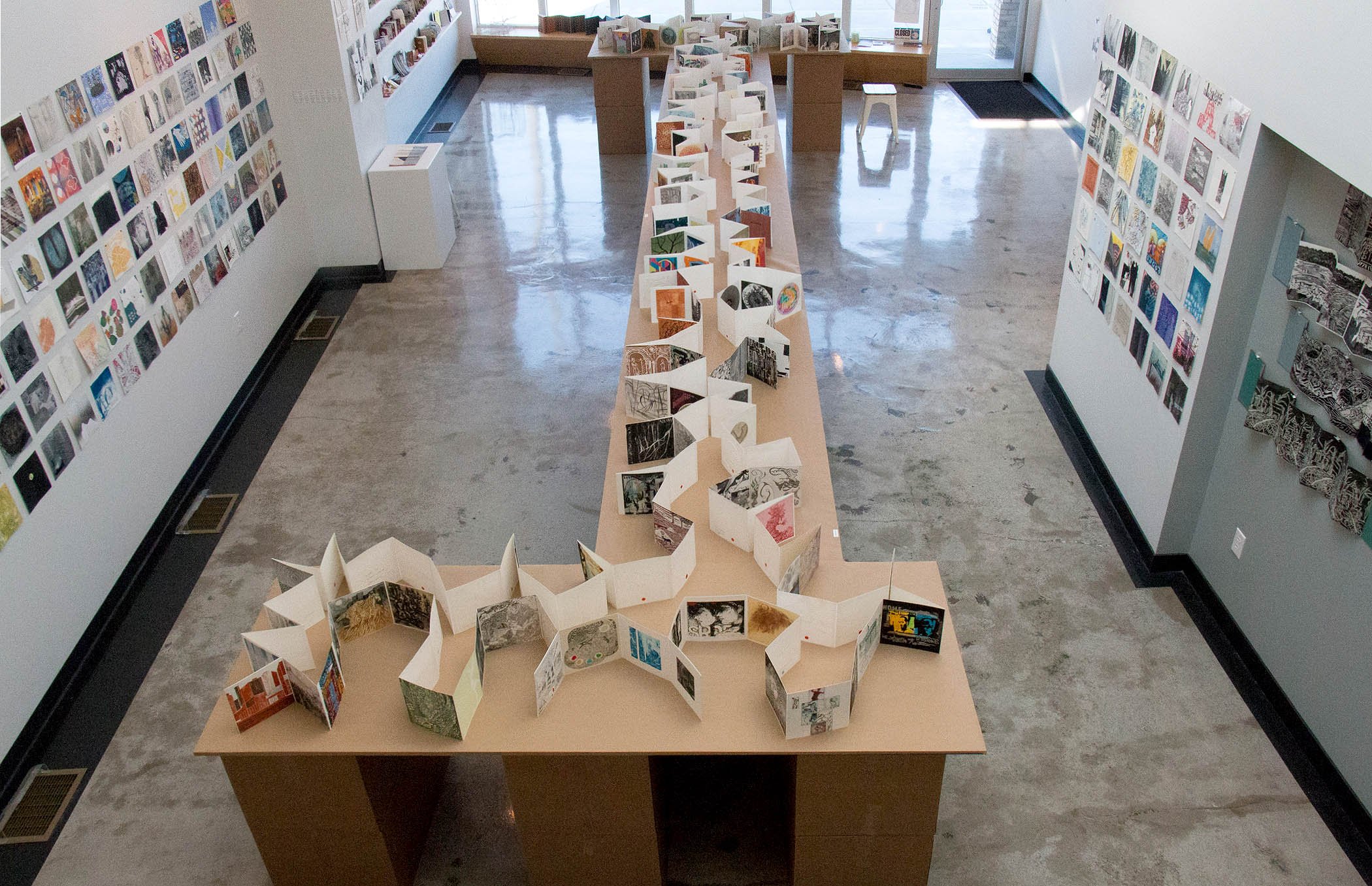 Art color rijeka - The Artists Book Are Made In Response To The Evocative Theme Of Invisible Cities And Join To Enrich The Installation