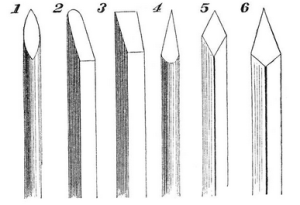 woodengravingTools